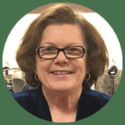Karen Tipton smiling